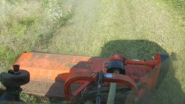 MULCZOWANIE łąk i nieużytków oraz Inne uslugi rolnicze
