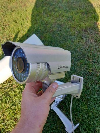Kamery przemysłowe, monitoring