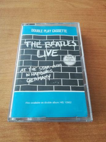 The Beatles - kaseta audio