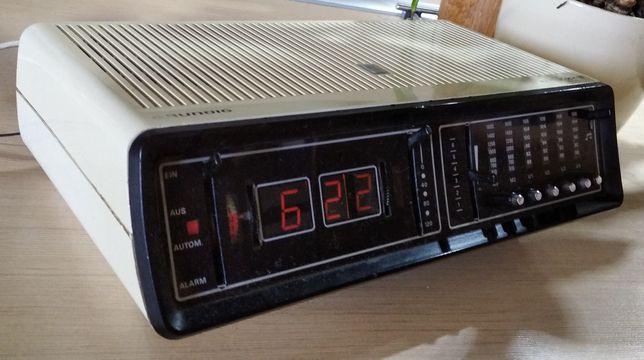 ZESTAW RETRO PRL: Radio Grunding, TV Elektronika, Aparat tel RWT Aster