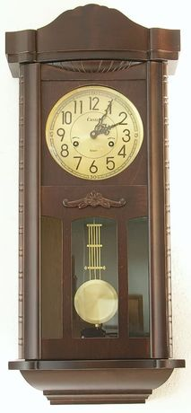 Castel CLK527 - zegar wiszący mechaniczny GONG