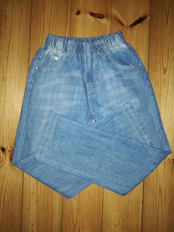 Spodnie dla chłopca roz. 140