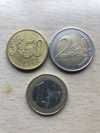 Монеты Испания