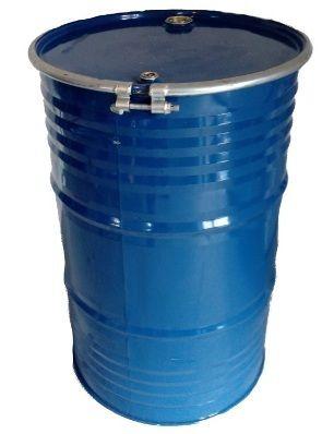 Beczka metalowa PO MIODZIE NA WODĘ 200 olej ropę benzynę wędzarnię ogr