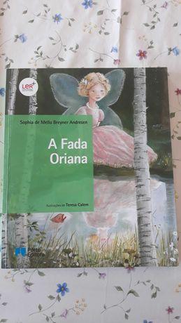 A Fada Oriana. - Livro
