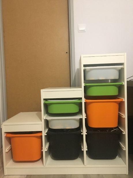 Regał dziecięcy TROFAST IKEA