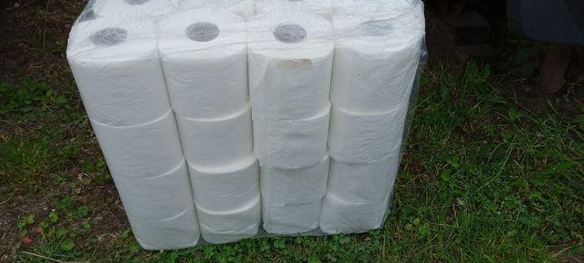 Papier toaletowy 3 warstwowy 150 listków 32 rolki