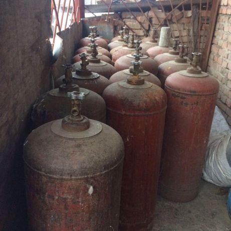 Продам газовые баллоны, радиаторы