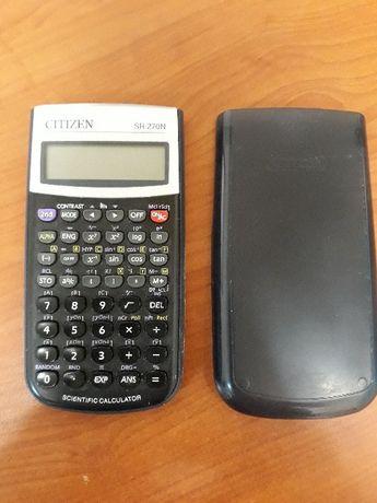 Kalkulator naukowy citizen SR-270N