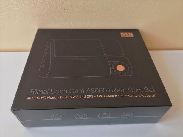 Kamera 70mai a800s Wideorejestrator 4k tylna Navitel Mio