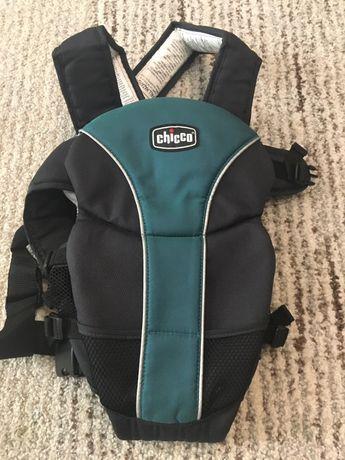Слинг, кенгуру, нагрудная сумка, рюкзак chicco