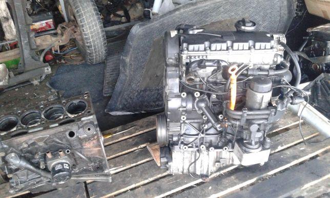 двигун мотор ДВС 1.9TDi AVF насос-форсунка vw. passat b5- skoda audi