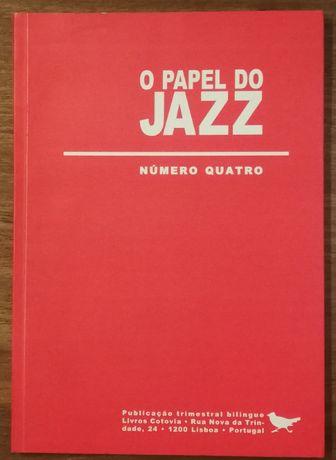 o papel do jazz, número quatro, cotovia