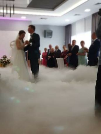 Ciężki dym (taniec w chmurach )