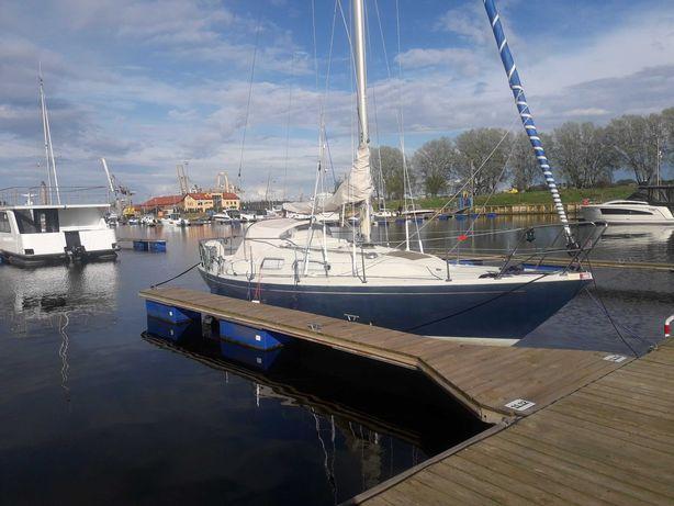 Jacht żaglowy morski Albin Ballad 30ft