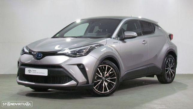 Toyota C-HR 1.8 Hybrid Exclusive + Pack Luxury