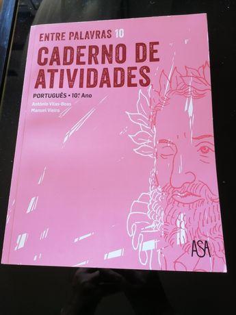 Cadernos de atividades 10 ano (Diversos)