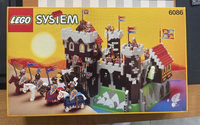 Lego Castle 6086 + pudełko i instrukcja