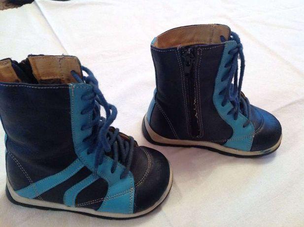 Продам зимние ортопедические ботинки Aurelka