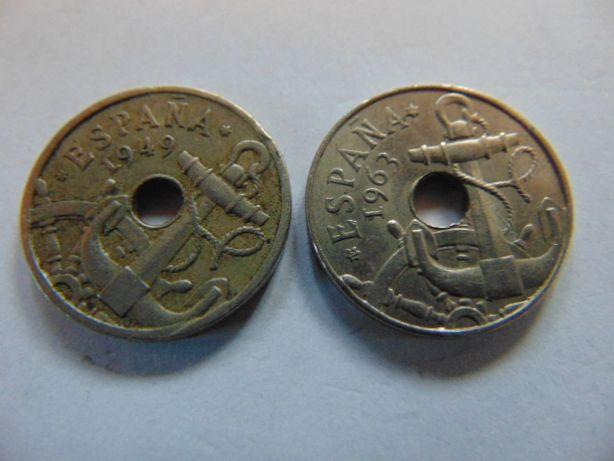 Monety Hiszpania