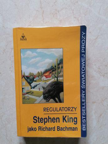 REGULATORZY, BDB! Wydanie 2 PRIMA, Stephen King jako Richard Bachman.