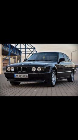 BMW 525 сел поехал