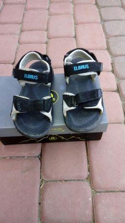 Sandały chłopięce ELBRUS 32