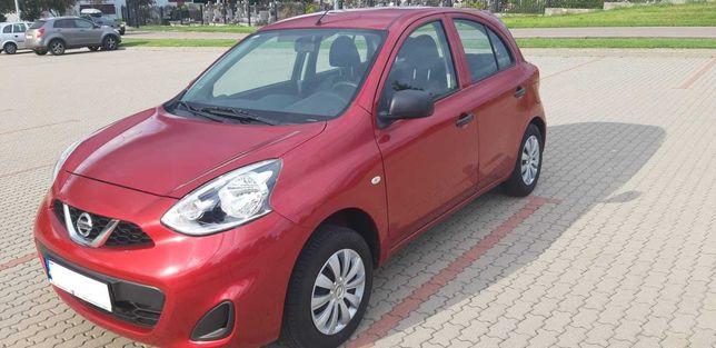 Nissan Micra 2017r. 1.2 benzyna 23 tyś km Ewentualnie zamiana