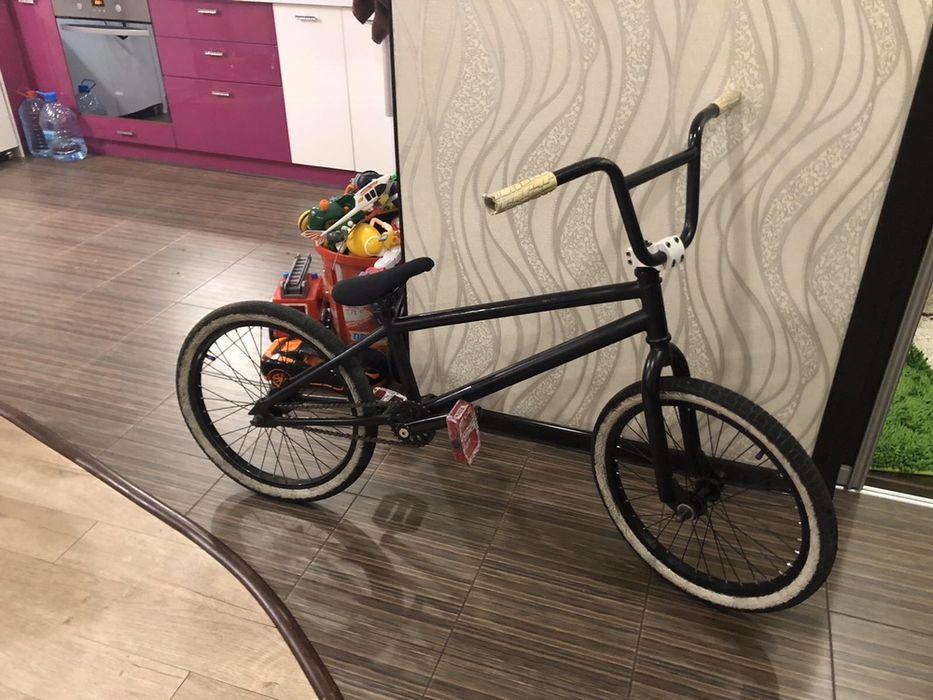 """Велосипед BMX '' Comanche Kuuna 9.5"""" черный Запорожье - изображение 1"""
