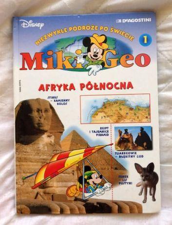 Disney Niezwykłe Podróże po świecie Afryka północna