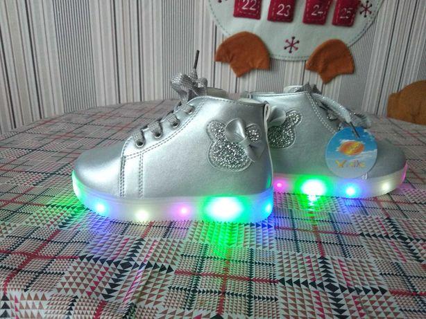 Ботинки черевики