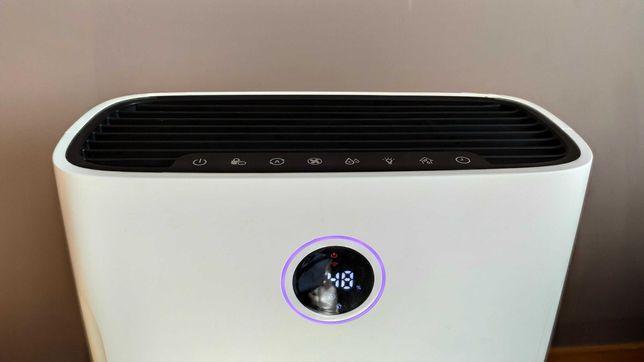 Okazja Oczyszczacz z funkcją nawilżania powietrza Philips AC2729/51