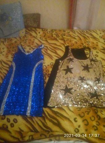 Продам майку и платье