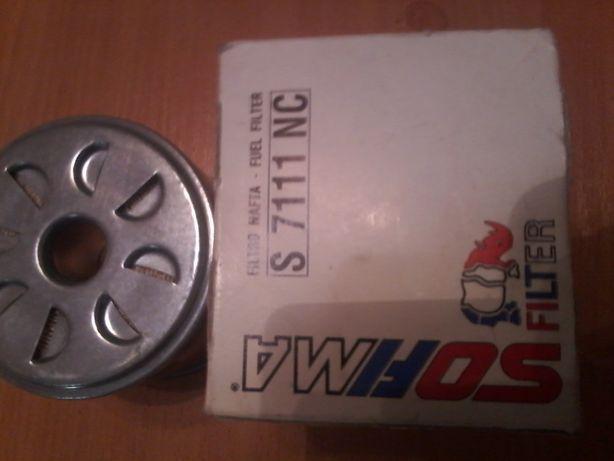 Фильтр топливный автомобильный S 7111 NC