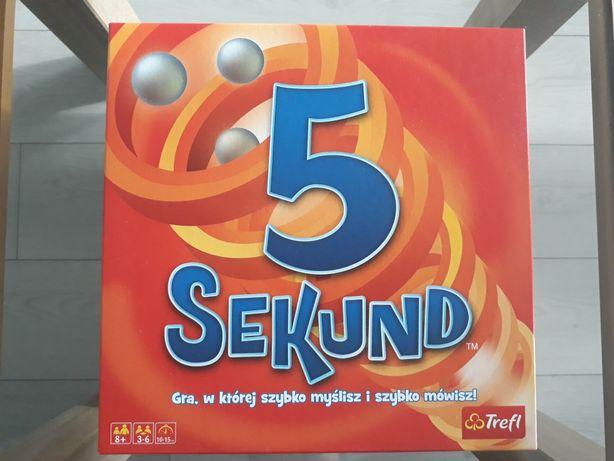 5 sekund gra planszowa trefl