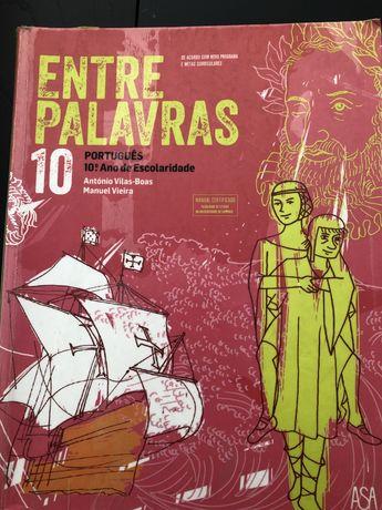 Manuais escolares - Português - 10 ano
