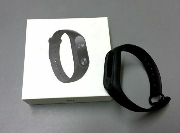 Фитнес-трекер браслет Xiaomi Mi Band 2 (OLED дисплей) Black.