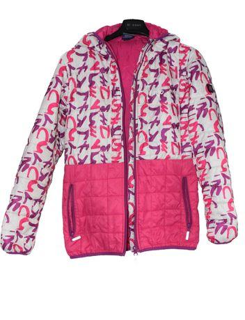 WYGODNA kurtka pikowana jesienna BEJO rozmiar 158