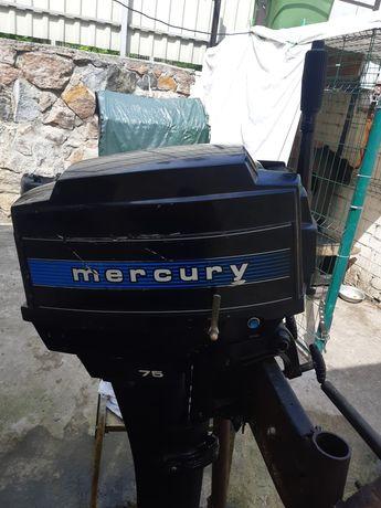 Mercury 7,5л.с 2т.Мотор лодочный.