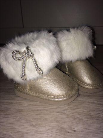 Зимние сапожки H&M, новые