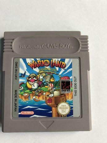Nintendo gra Mario Land 3