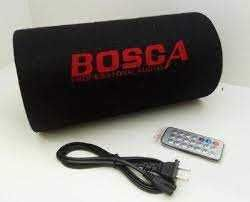 сабвуфер для автомобиля BOSCA 5