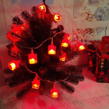 LED гирлянда для дома
