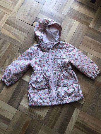 Курточка, Вітровка Next(квіточки) 1,5-2 р