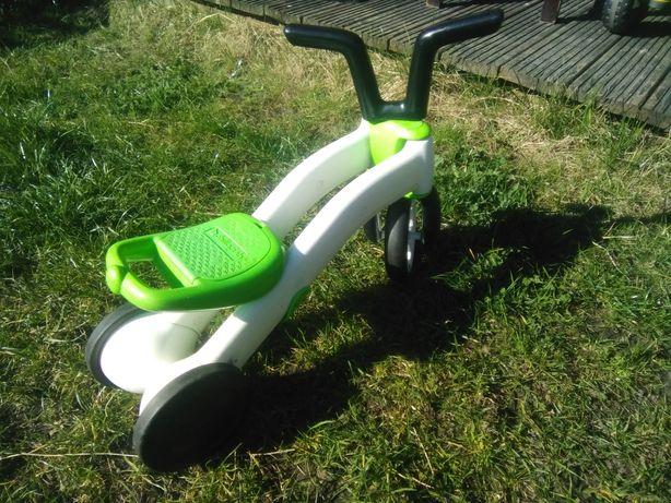 Rowerek biegowy trzy/dwa kółka 2w1 dla najmłodszych