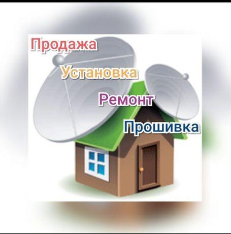 Спутниковое тв. Установка тюнеров для бесплатного просмотра после коди