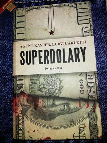 Książka Superdolary