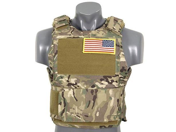 Kamizelka Delta Soft Body Armor - Multicamo [8FIELDS]