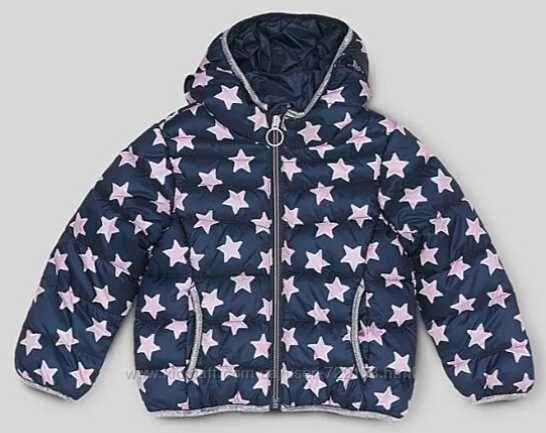 Новая демисезонная куртка ветровка C&A на девочку, размер 116