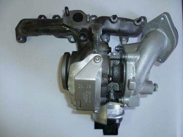 Turbosprężarka Seat Toledo Skoda Fabia Octavia Yeti 1.6TDI 75/90/105KM